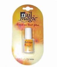 Nail Magic Brush On Glue 7g False Nails Ladies Girls Artificial Nail Tips