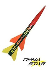 Dynastar Flying Model Rocket Kit Rip-Roar 5031