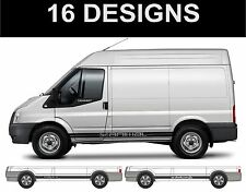 ford transit ford tourneo side stripes decals stickers surf style 2 off