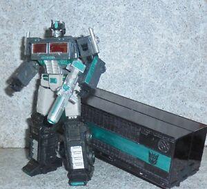 Transformers Earthrise War For Cybertron NEMESIS PRIME Custom Siege Wfc leader
