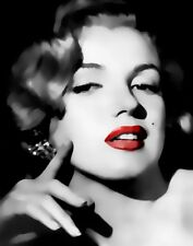 Marilyn Monroe #339 Pop Art  Canvas 16 x 20 #7336