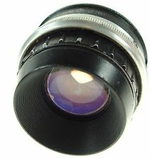 Russian Soviet Film Camera Lens Used 4.5 Metal  Nr7167