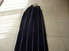 New Genuine Ecuadorian Hammock Size Xl Color Navy Blue Cotton & Nylon