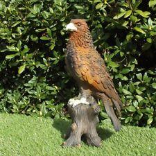 Gartenfigur Adler Bussard Z2781 Garten Deko lebensecht Figur