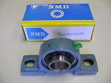 "NMD BRAND EXCELLENT QUALITY UCP206-20 1-1/4"" PILLOW BLOCK BEARING"