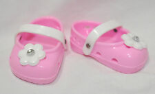 """American Girl Doll Our Generation Journey Gotz 18"""" Dolls Clothes Pink Shoes"""