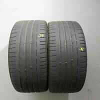 2x Bridgestone Potenza S001 * 245/35 R19 92Y 5317 4 mm Sommerreifen Runflat