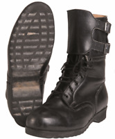 Czech East European army surplus m60 leather ranger combat boots