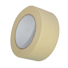 1 X LOW TACK MASKING TAPE 50MM X 50M PAINT PAINTING MASK DECORATE Multi Surface