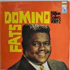 "Million Sellers vol.2 - FATS DOMINO 12"" LP (R309)"