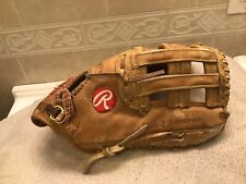 "Rawlings RFM-9 12.75"" Wally Joyner Baseball Softball First Base Mitt Right Throw"