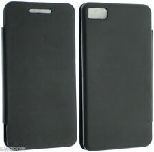 FOR BLACKBERRY Z10 BATTERY BACK LEATHER CASE COVER SLIM POUCH SLIM SMART SW01