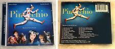 Pinocchio - Orig.-Musical ..  2002 Italy Virgin-CD TOP