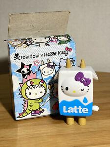 Hello Kitty TokiDoki LATTE MILK Blind Box Mini Vinyl Figure! toki doki