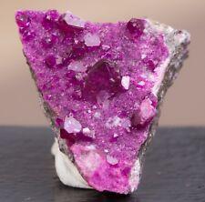 Rich Kammererite Crystals Cluster Specimen - From Turkey