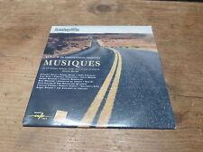 NATACHA ATLAS - PIERRE HENRY - FEMI KUTI - FABULOUS TROUBADORS  !!!RARE CD