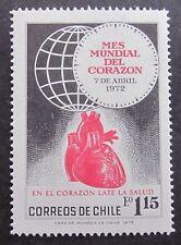 Medizin Kardiologie Herz  Chile 1972