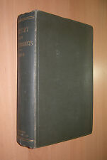 1885 Forestry & Forest Products / Timber Coal Trade Agriculture / Horticulture
