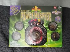 Mighty Morphin Power Rangers Legacy Power Morpher NEW