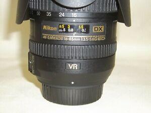 Nikon Nikkor AF-S 16-85 DX  in sehr gutem  Zustand