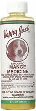 New listing Sarcoptic Mange Medicine - 8 oz - By Happy Jack