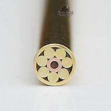 Mosaic Pin #22 Pins Knife Handle Custom Knives Blank Blades Brass Copper Steel