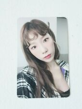 """K-POP SNSD Taeyeon Official Photocard - Official Concert """"The UNSEEN"""" Limited"""