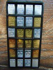 GOLDINVADER 10 X 1g Goldbarren + 14 X 1g Silberbarren - Einzeln entnehmbar!