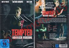 DVD R2 TEMPTED (2001) Saffron Burrows Burt Reynolds Peter Facinelli Region 2 NEW