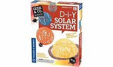 DIY SOLAR SYSTEM KIT BRAND NEW BY GEEK & CO SCIENCE! AGES 8+ LEARN ABOUT PLANETS