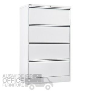 Rapidline Go Steel Lateral Filing Cabinets Office Furniture