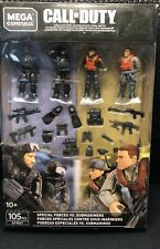 Mega Construx Call Of Duty Special Forces Vs Sub Mariners GFW67