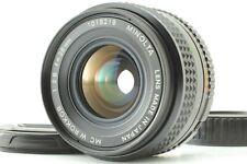 【EXC+++++】 Minolta MC W ROKKOR 28mm f/2.8 Manual MF Wide Lens From Japan 965