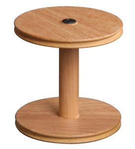 BOBBIN for Ashford e-Spinner3, the latest Ashford electronic spinner, lacquered