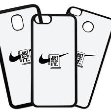 Fundas de Móvil Carcasas Móviles Modelo Marcas Nike Logotipo Moda Just Do It