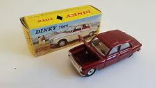 Dinky Toys - 510 - Peugeot 204 rouge en boîte d'origine N Mib (DTF, pas Atlas)