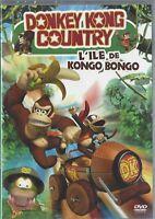 [DVD] DONKEY KONG COUNTRY-L'ILE DE KONGO BONGO - TRÈS BON ÉTAT
