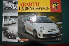 LIVRE ABARTH LA RENAISSANCE 140 Pages