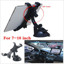 "Universal 7-10"" Tablet Car Windshield Dashboard Ipad Tablet Mount Holder Bracket"