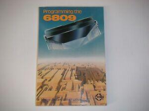 Programming the 6809 Rodney Zaks & William Labiak 0-89588-078-4