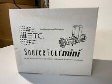 ETC Source 4 mini LED, 50deg, track mount BLK 120V 7063a1063