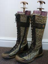 Eject Messieurs Bottes Véritable Cuir Boots Hommes 19122 Comfort Chaussures 41 44 45