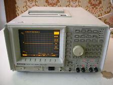 Advantest R9211C FFT Servo Analyzer