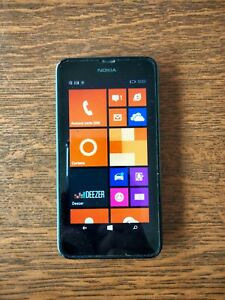 Nokia Lumia 635 - 8 Go - Noir (Désimlocké) avec housse de protection
