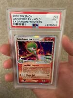PSA 9 Gardevoir ex Delta Species Holo 93/101 2006 Pokemon EX Dragon Frontiers