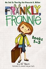 Frankly, Frannie: Books 1-3 by A. J. Stern (2014, Paperback)