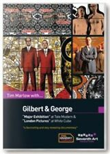 TIM MARLOW WITH GILBERT AND GEORGE NEW REGION 2 DVD