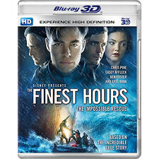 The Finest Hours (2016) (Single Disc) (Blu-ray 3D)