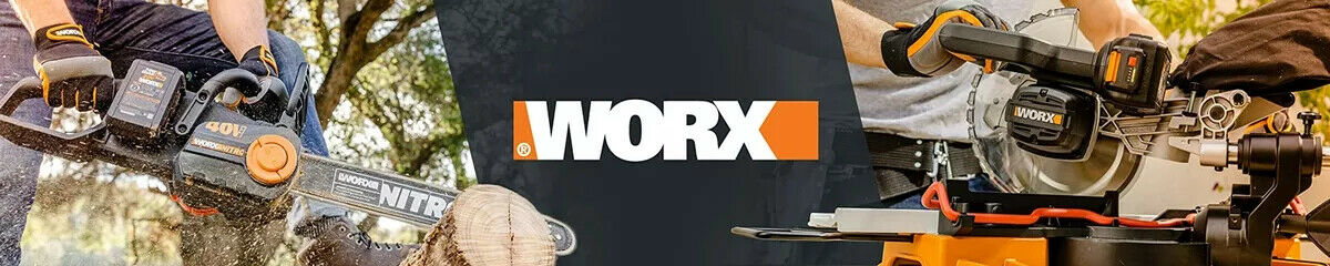 WORX LAWN EQUIPMENT AND POWER TOOLS