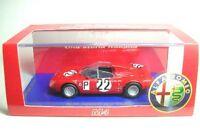 Alfa Romeo 33.2 Fleron No. 22 Nürburgring 1967
